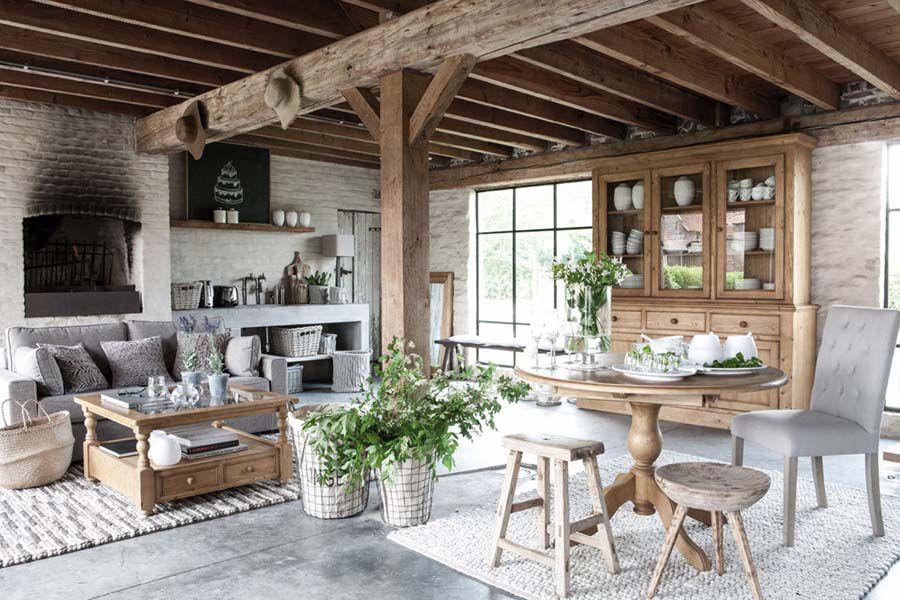 Interior's : aménagez votre salon et salle à manger avec la collection de meubles Natural