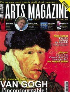 couv art magazine mai juin 2015