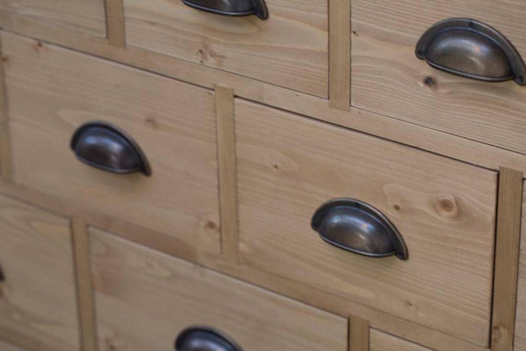 Meuble de métier en bois Interior's