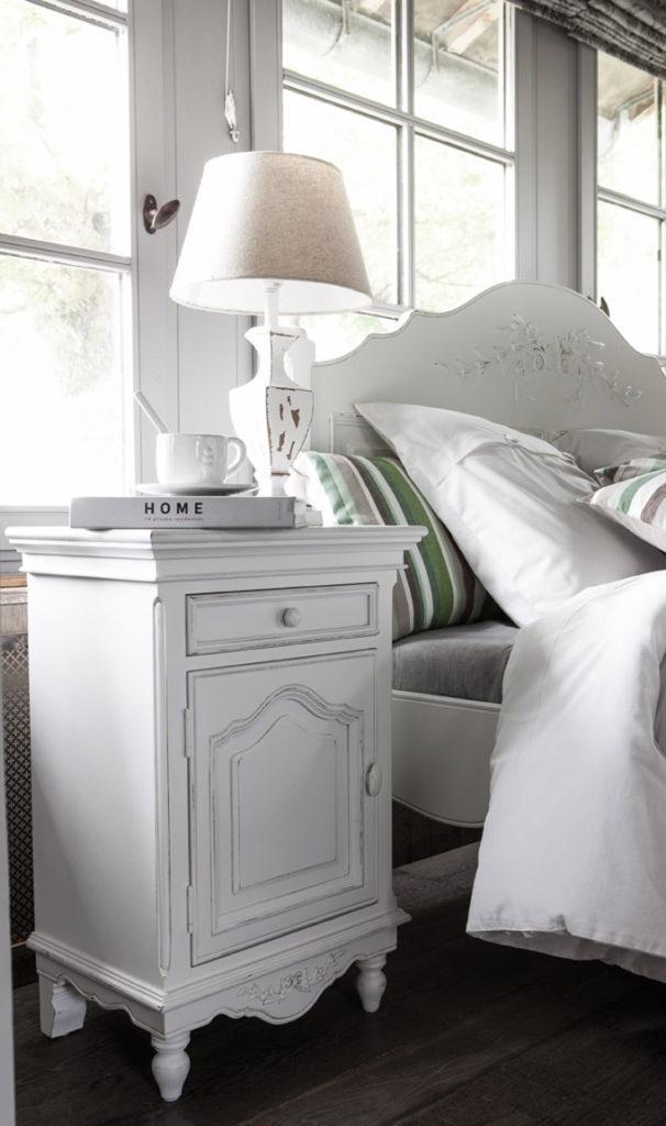 Tête de lit Romance par Interior's