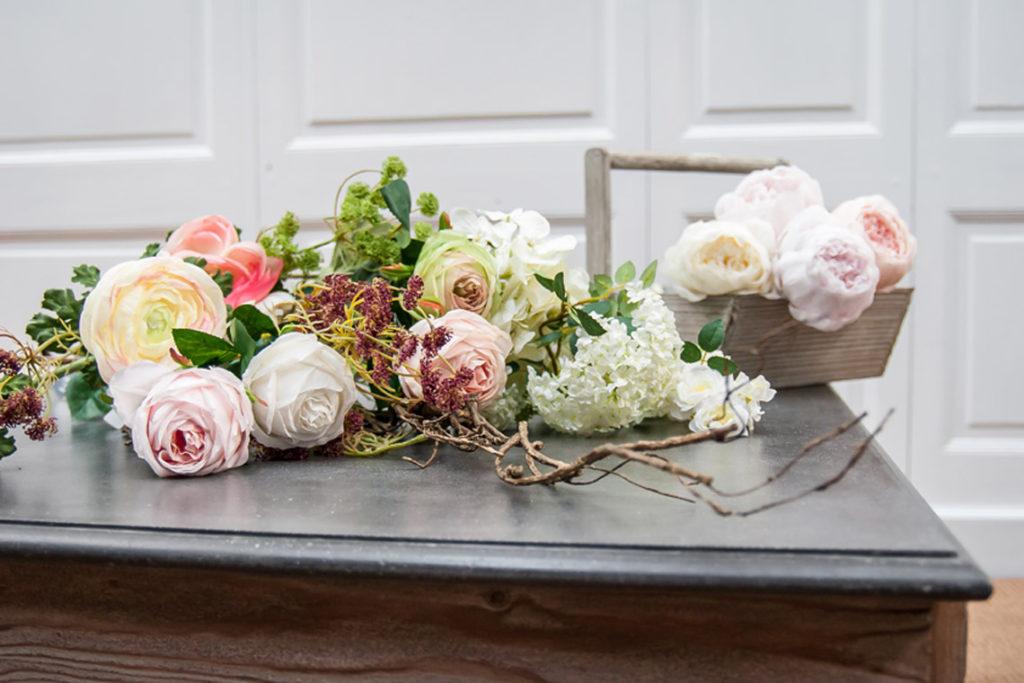 Fleurs artificielles par Interior's