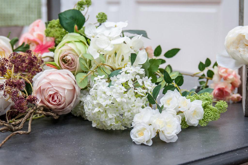 Nouvelle collection de fleurs artificielles par Interior's
