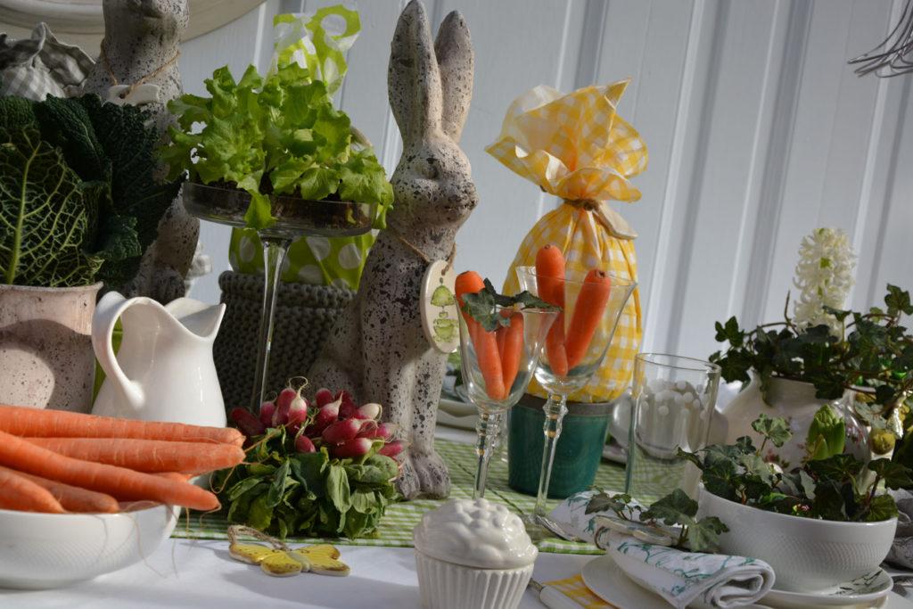Déco de table pour Pâques Interior's