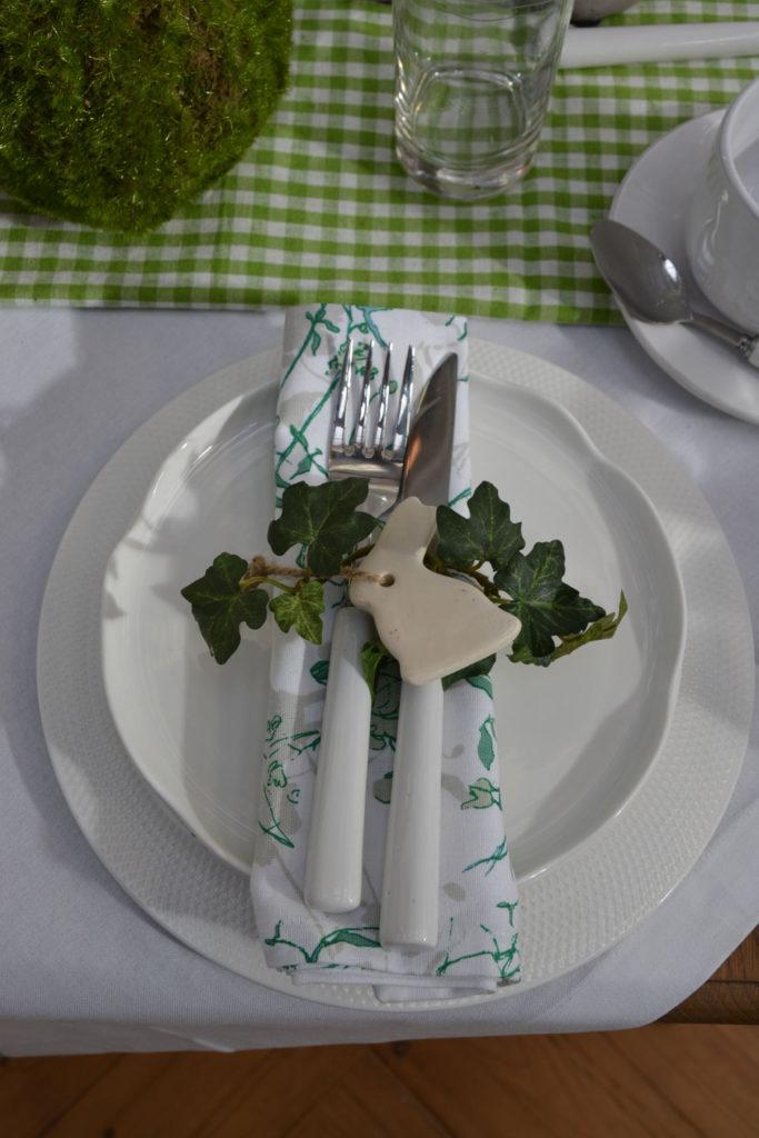 Art de la table pour une décoration de Pâques Interior's