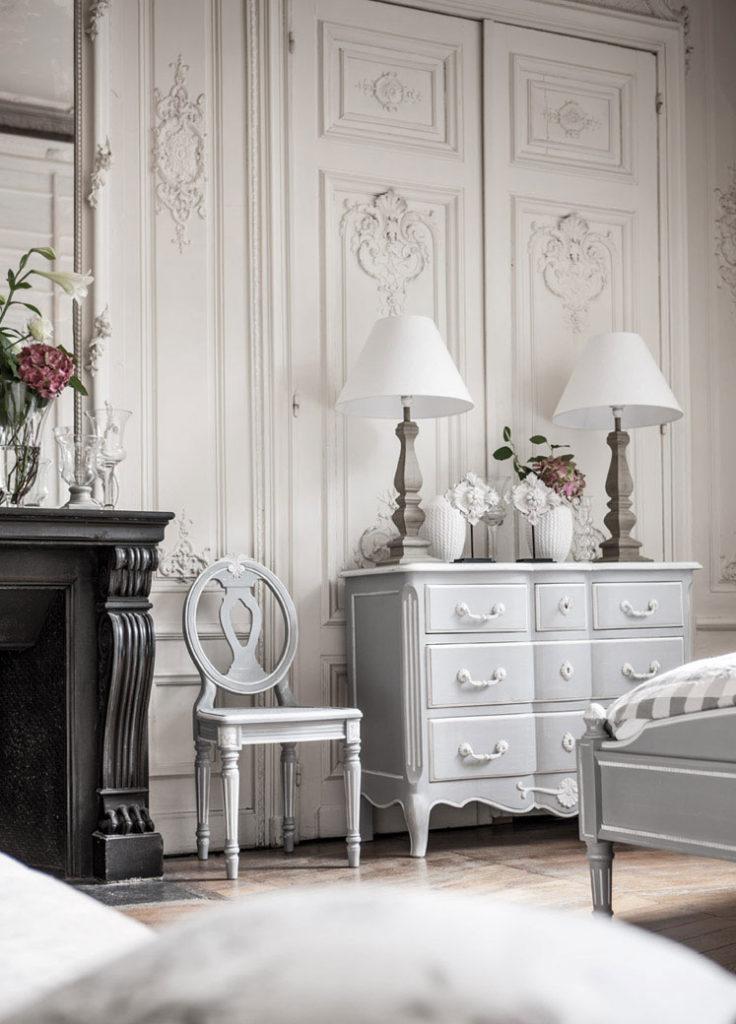Chaise collection Gustavien par Interior's