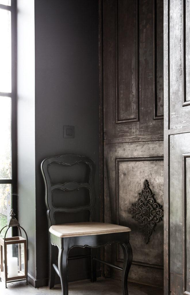 Chaise Manoir en bois Interior's