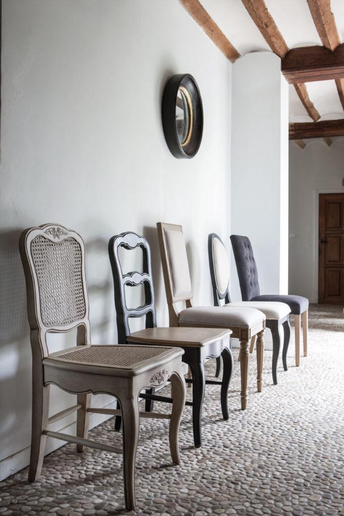 Chaise en bois Interior's