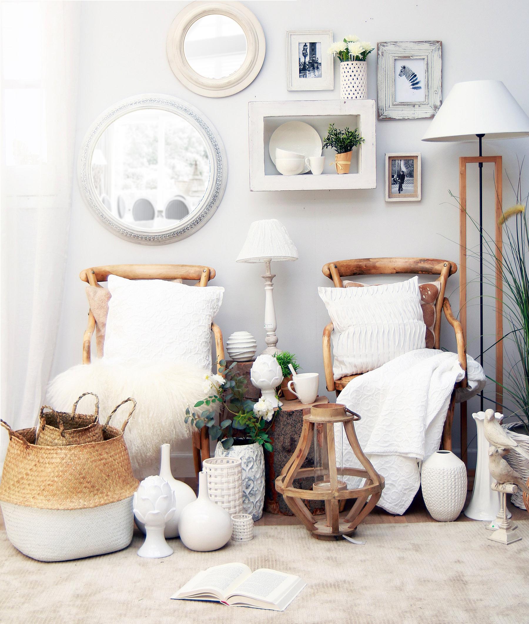 blanc décoration