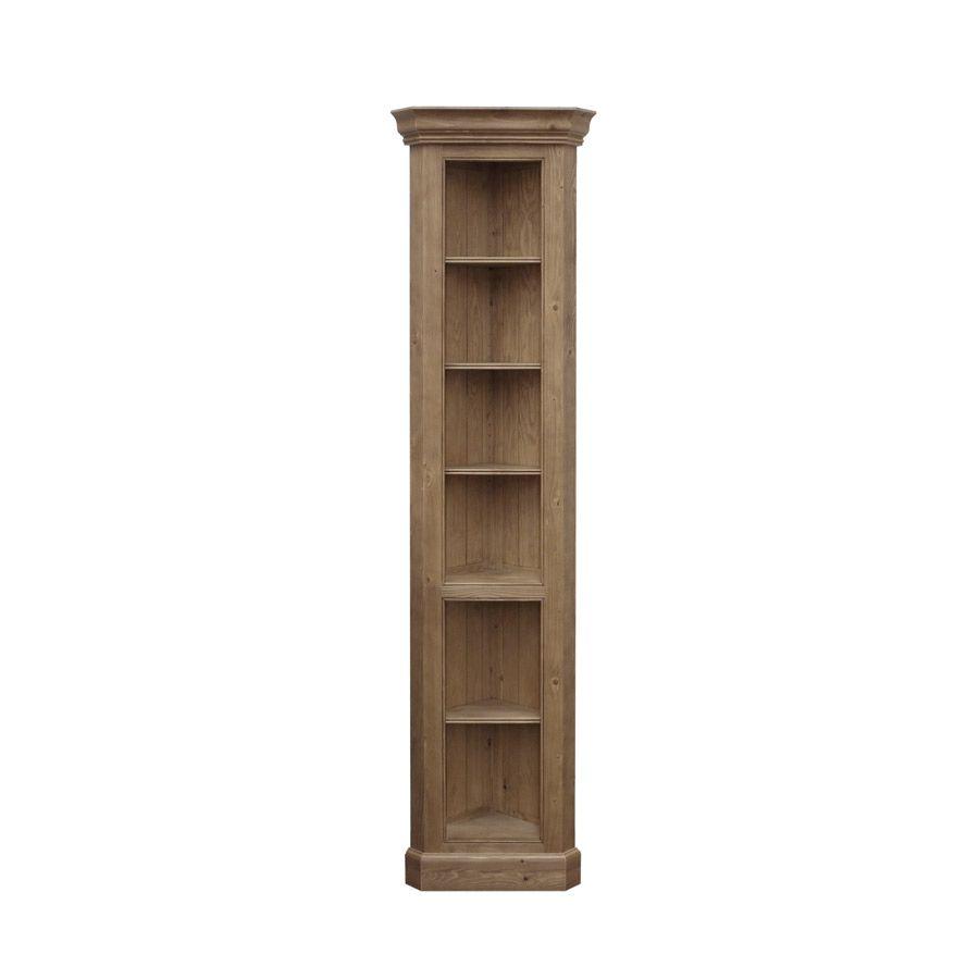 biblioth que d 39 angle ouverte naturel interior 39 s. Black Bedroom Furniture Sets. Home Design Ideas