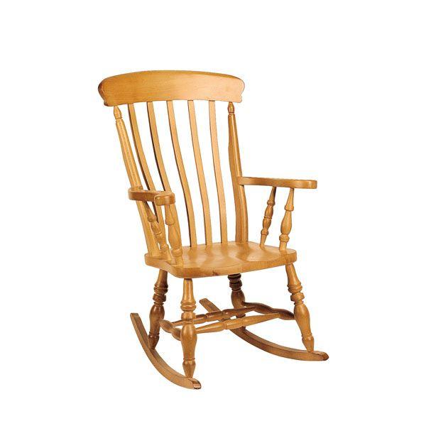 rocking chair naturel interior 39 s. Black Bedroom Furniture Sets. Home Design Ideas