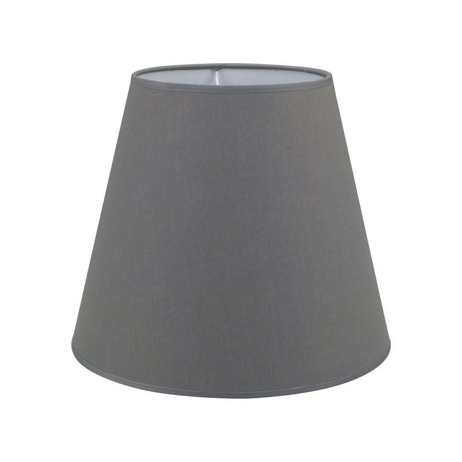 abat jour gris. Black Bedroom Furniture Sets. Home Design Ideas