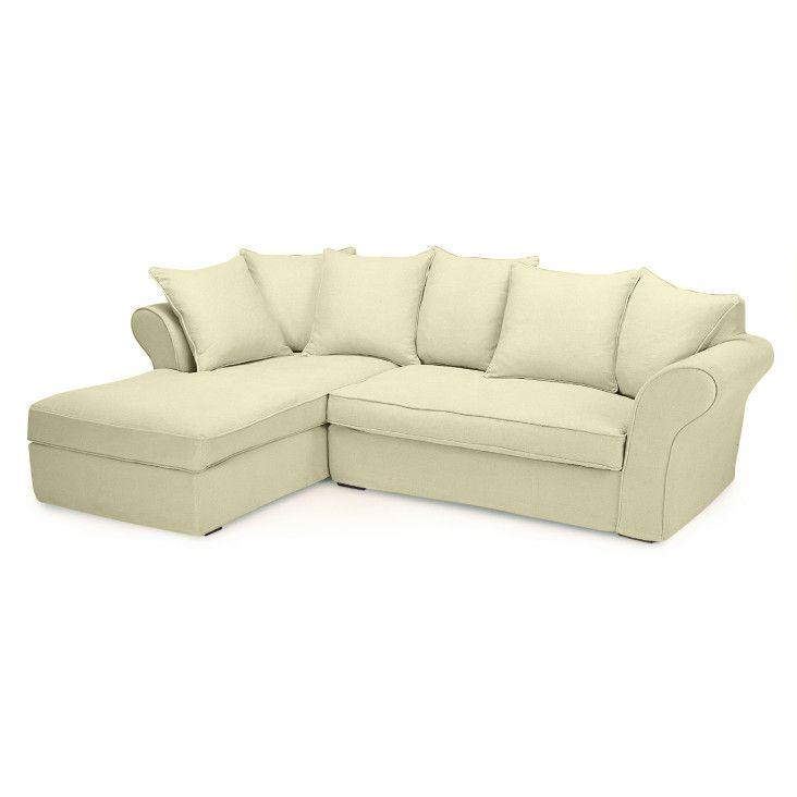 Canap d 39 angle melbourne beige interior 39 s - Canape interiors occasion ...