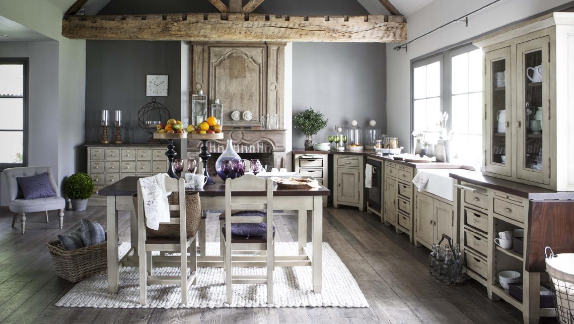 Best Meuble De Cuisine Style Montagne Images - Amazing House ...