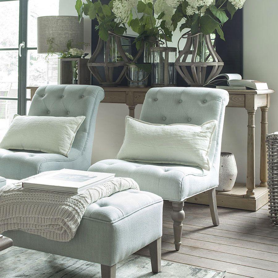 pouf contemporain alfred bleu interior 39 s. Black Bedroom Furniture Sets. Home Design Ideas