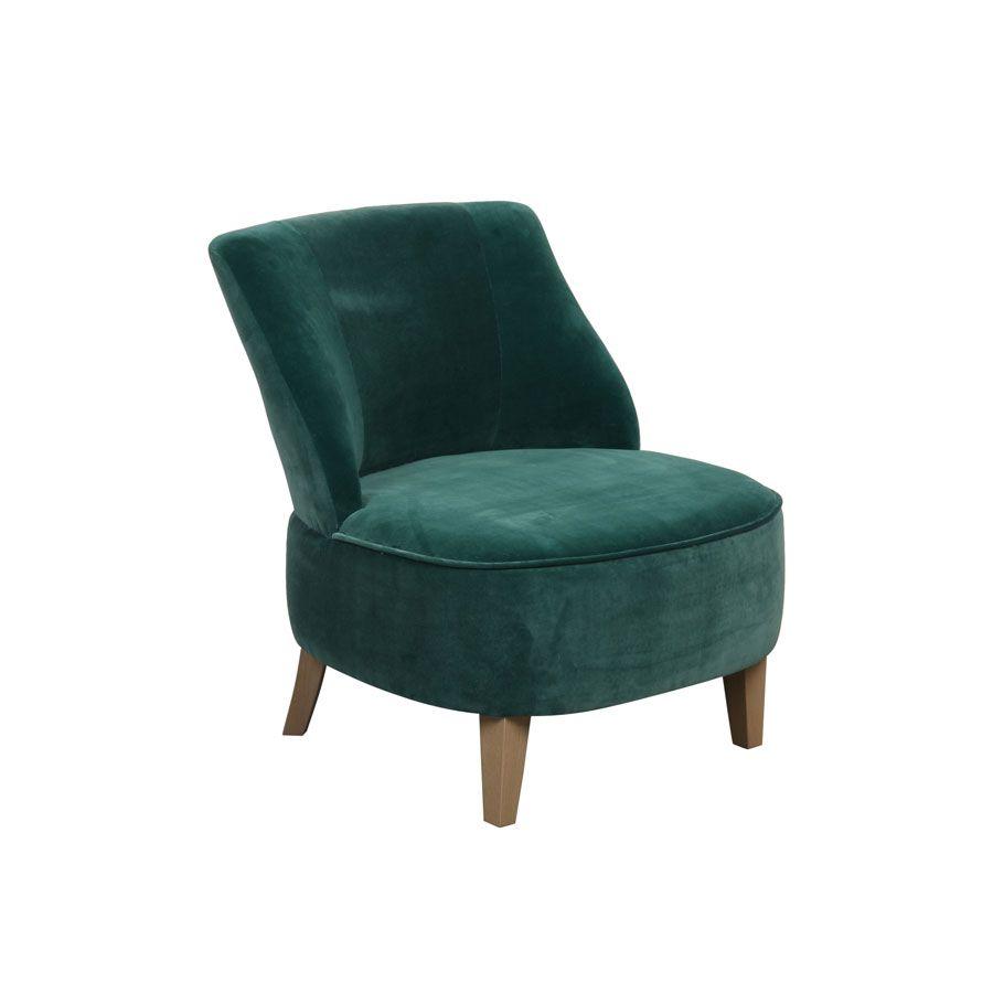 fauteuil crapaud victor vert interior 39 s. Black Bedroom Furniture Sets. Home Design Ideas