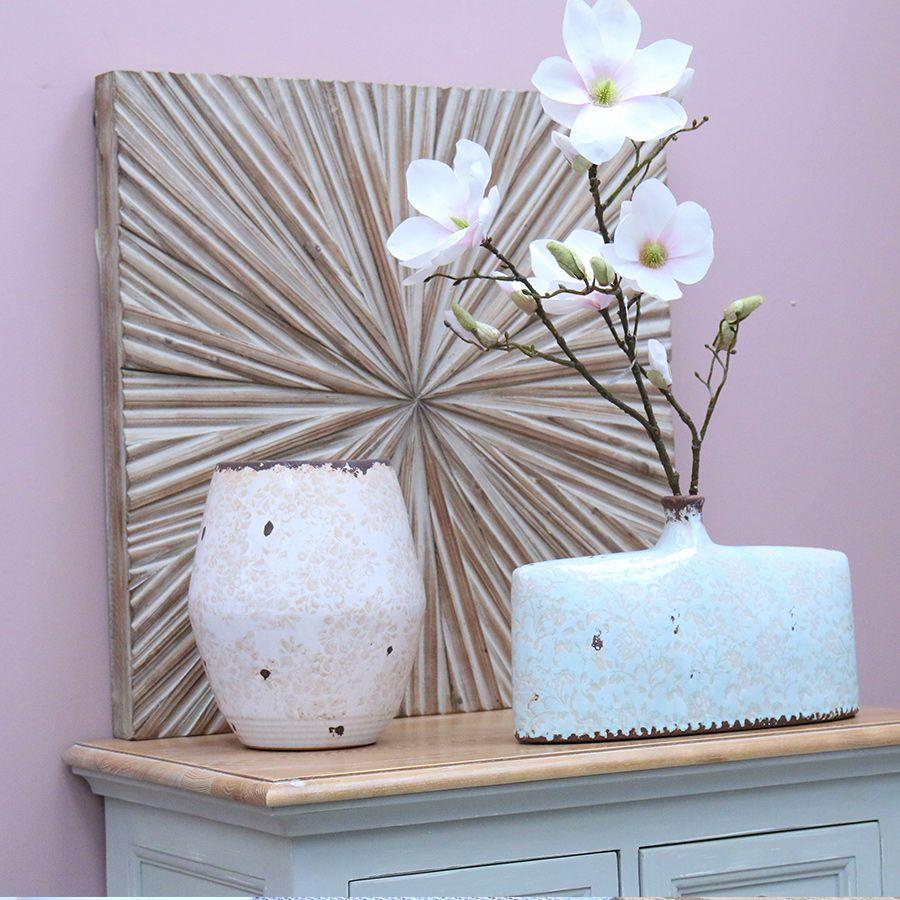 tableau d coratif en bois en relief naturel interior 39 s. Black Bedroom Furniture Sets. Home Design Ideas