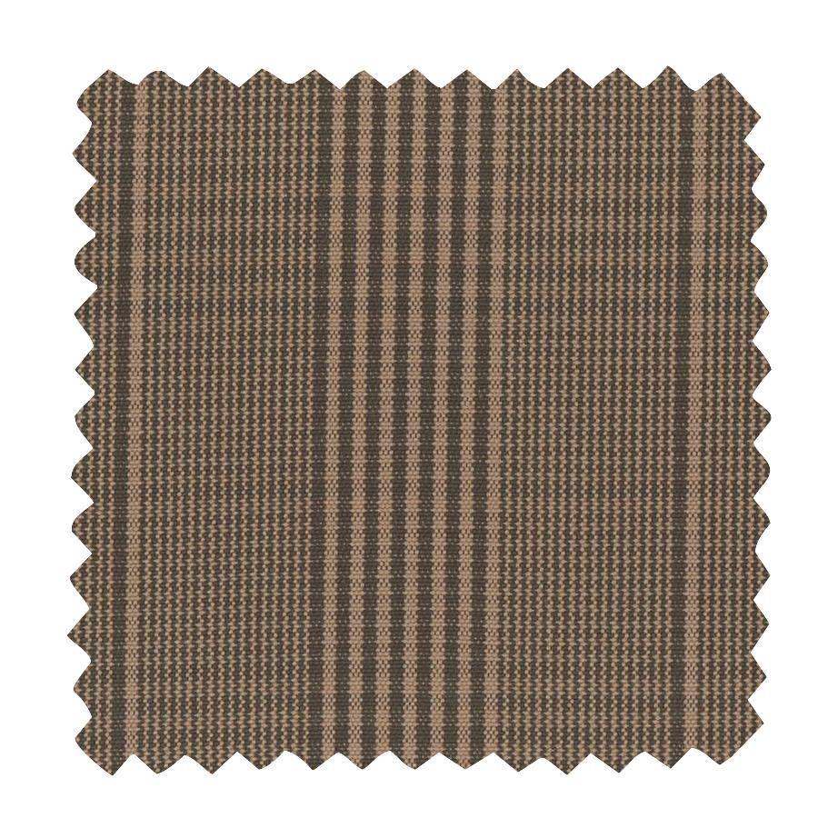 tissu prince de galles marron interior 39 s. Black Bedroom Furniture Sets. Home Design Ideas
