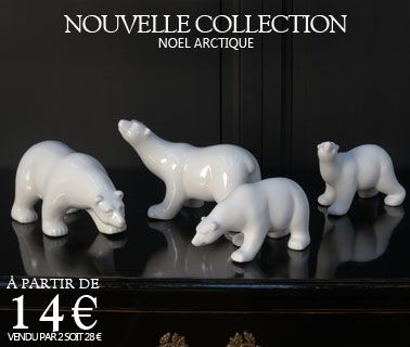 Nouvelle collection Noel Arctique