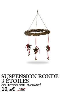 Suspension Enchanté