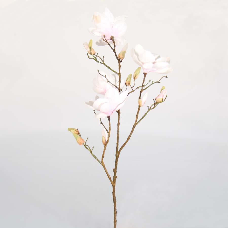 Magnolia Fleur Artificielle Rose Interior S
