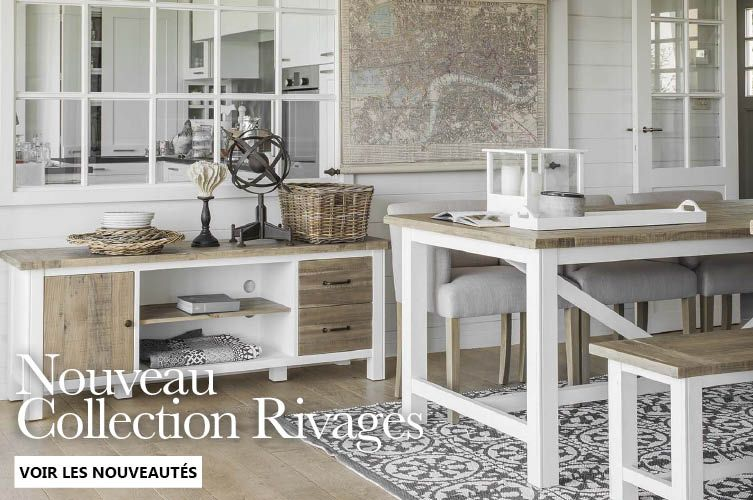 Nouvelle collection Rivages