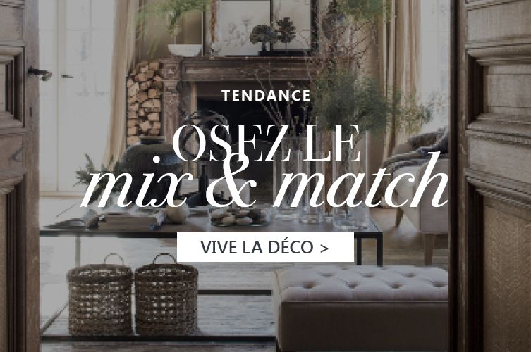 Osez le mix & match