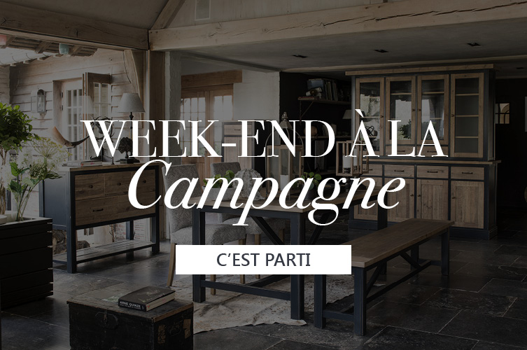 Weekend à la campagne