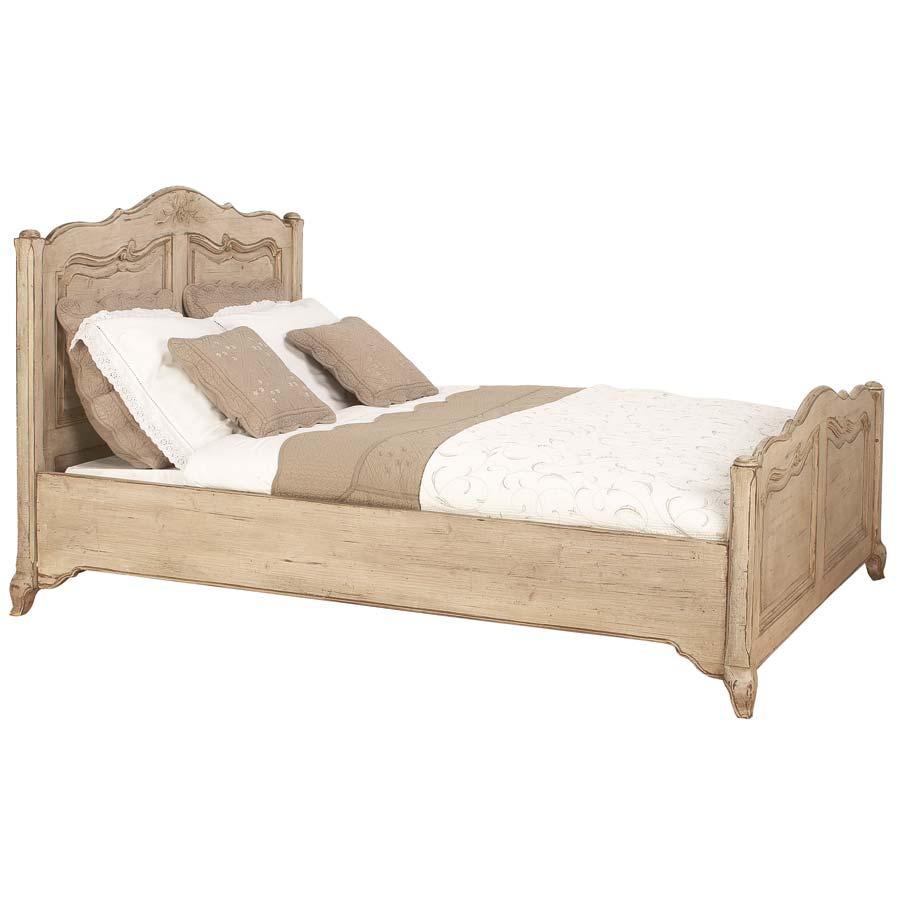 lit 140x190 cm avec sommier lattes beige interior 39 s. Black Bedroom Furniture Sets. Home Design Ideas