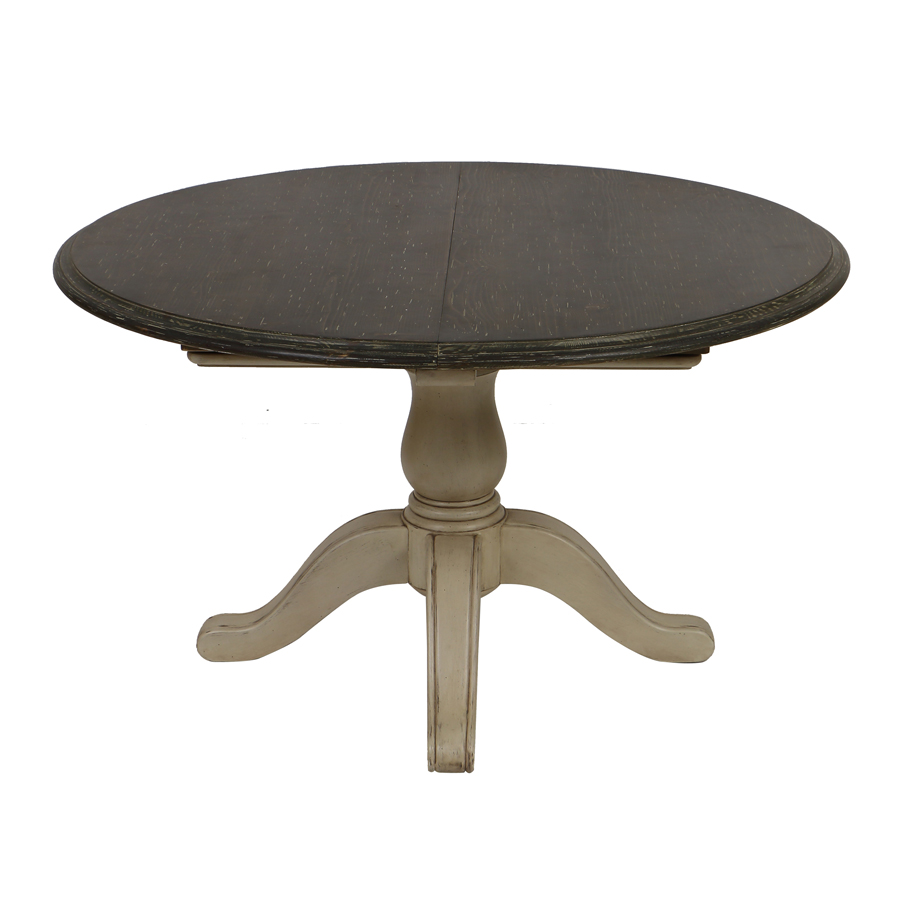 Table Ronde Allonges Beige Interior 39 S