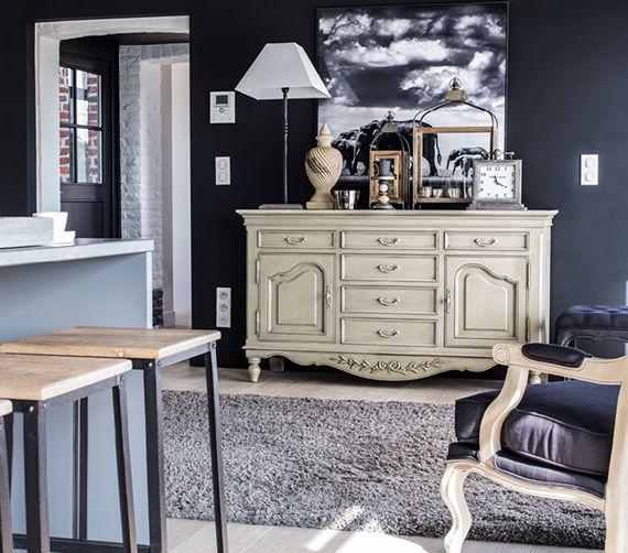 Meubles patin s au style romantique interior 39 s - Meuble style romantique ...