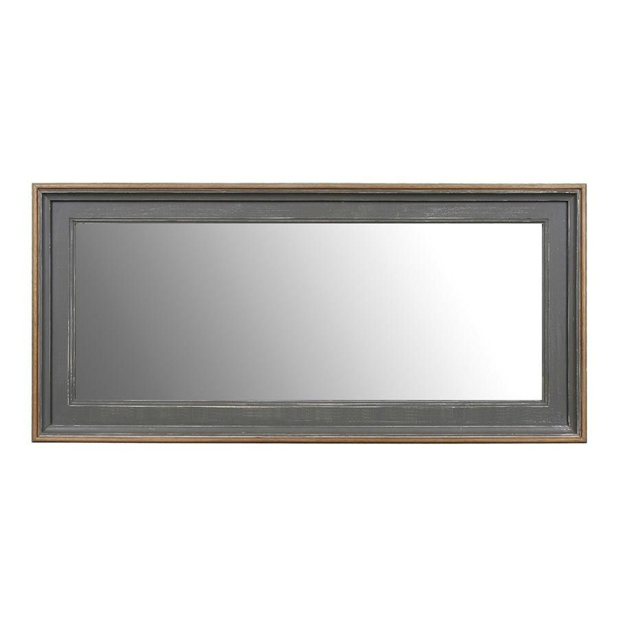 miroir rectangulaire gris gris interior 39 s