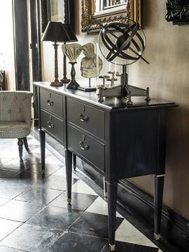 Commode sauteuse Cénacle