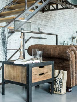 Interior\'s : Meubles en bois massif, canapés et décoration