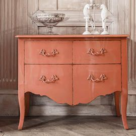 Commode corail