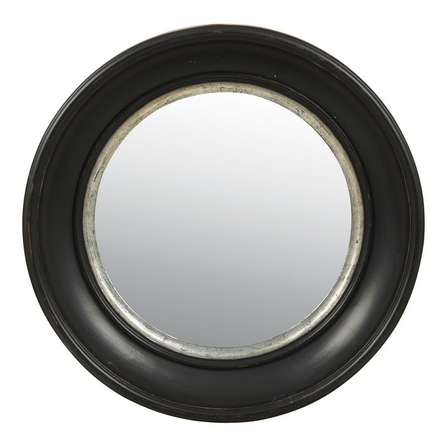 Miroir rond noir noir interior 39 s for The miroir noir