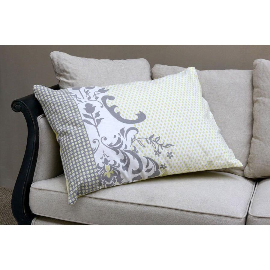 Housse de coussin en coton et lin 50x70 motifs interior 39 s - Housses de coussins ...