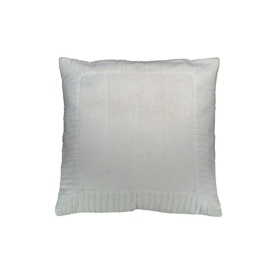 Housse de coussin en coton et lin 60x60 blanc interior 39 s for Housse coussin 60x60