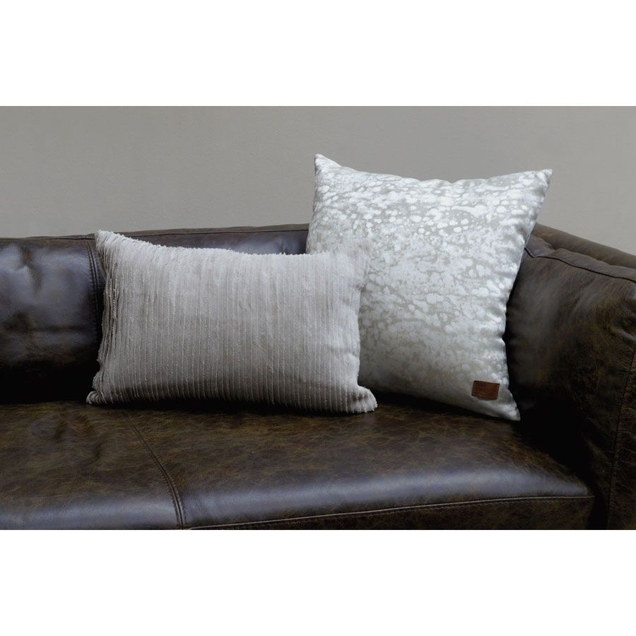 coussin carr 45x45 blanc interior 39 s. Black Bedroom Furniture Sets. Home Design Ideas