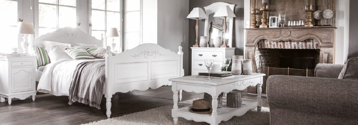 meubles blancs vieillis beautiful meuble cuisine blanc
