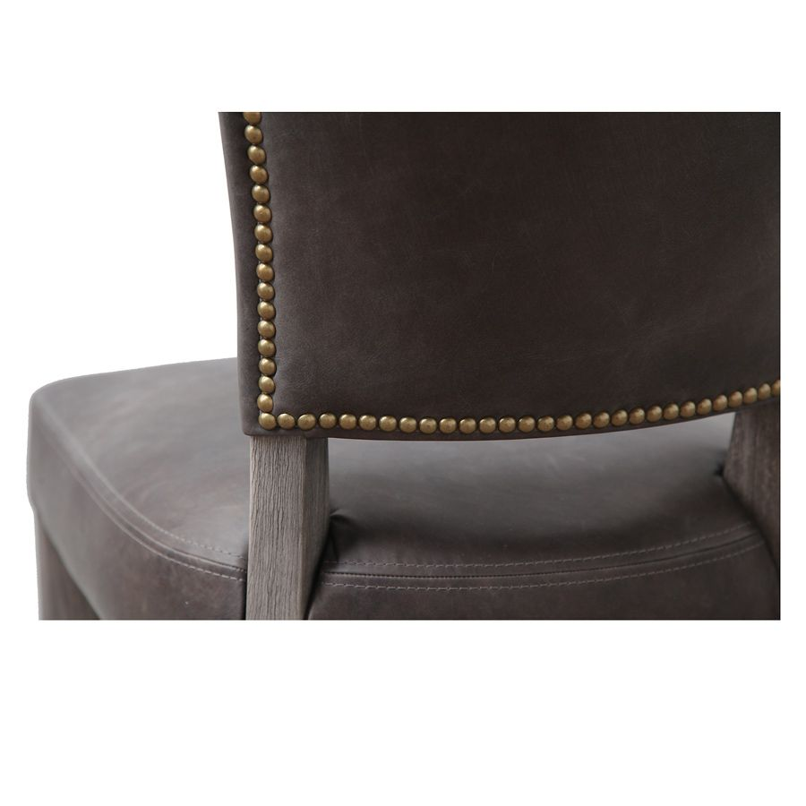 Chaise cuir Coleen