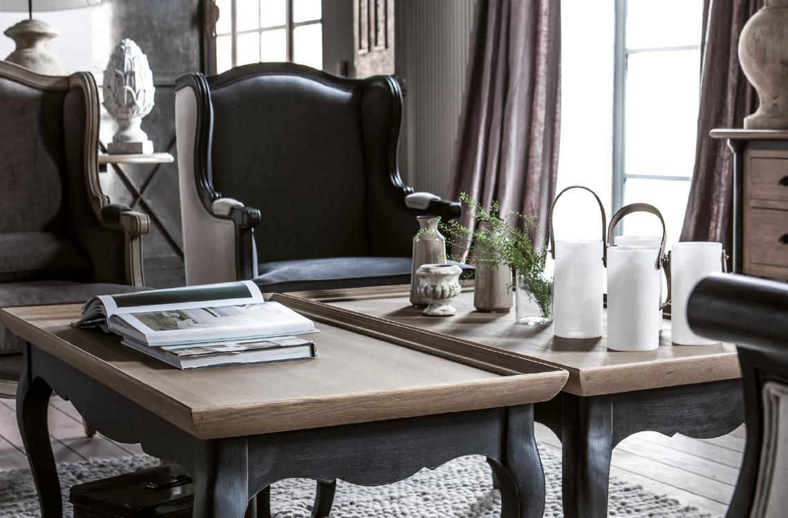 Mobilier style Classique Chic : collections de meubles patinés ...