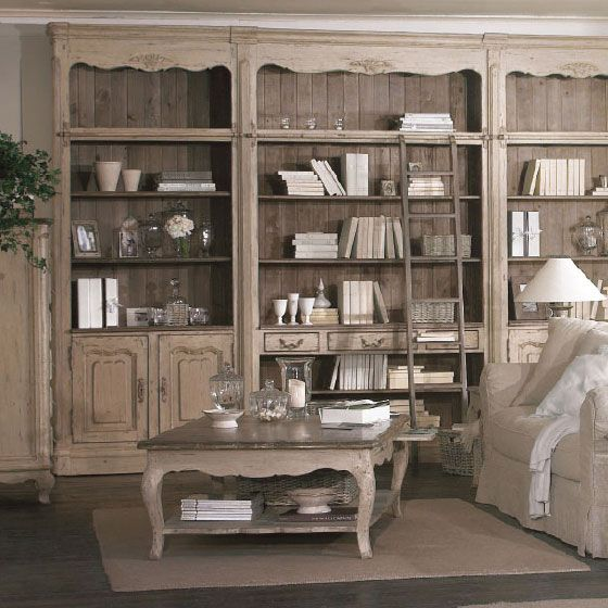 biblioth ques ch teau interior 39 s meubles en bois massif canap s et d coration. Black Bedroom Furniture Sets. Home Design Ideas