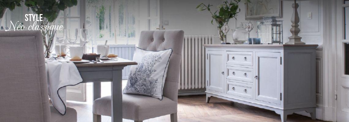 meubles style n o classique interior 39 s meubles en bois massif canap s et d coration. Black Bedroom Furniture Sets. Home Design Ideas