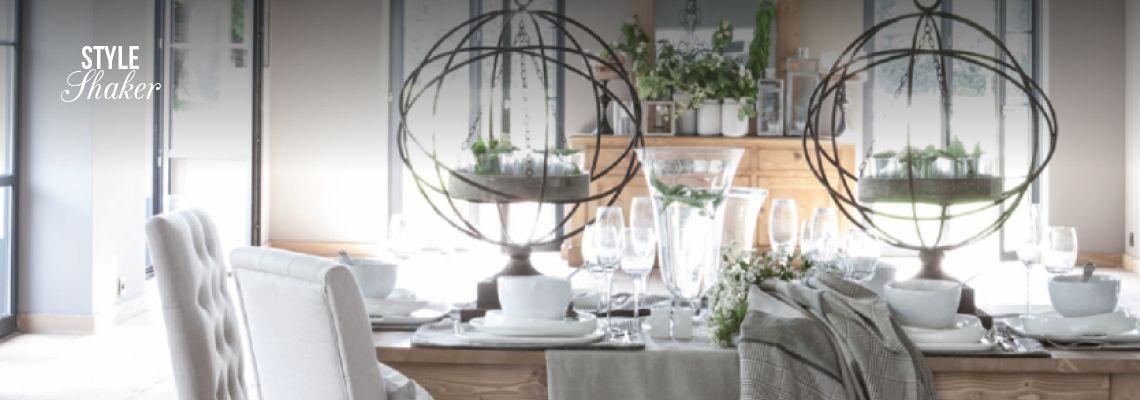 Meubles style shaker interior 39 s meubles en bois massif canap s et d coration - Meuble shaker ...