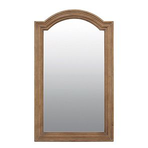 Miroir rectangulaire naturel