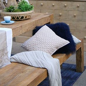 639cb76c7a9b Coussins et housse de coussins   décoration linge de maison - Interior s