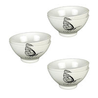 Bols en porcelaine (lot de 6)