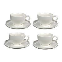 Tasses en porcelaine (lot de 4)