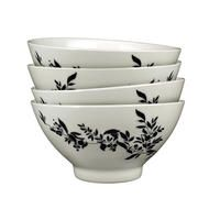 Bols en porcelaine (lot de 4)