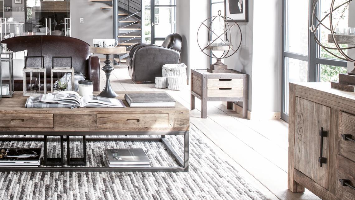 Style authentique collections de meubles naturels et authentiques interio - Soldes interiors meubles ...